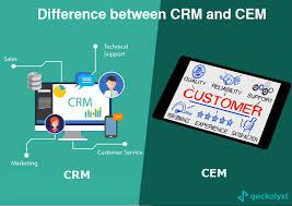 what is the difference between customer relationship management