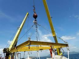 Pedestal Crane Pedestal Cranes