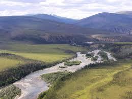 Yukon River Map Yukon Charley Rivers National Preserve Soil Survey Nrcs Alaska