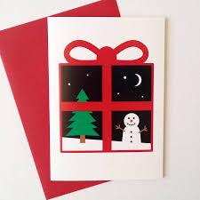 cute christmas card by hello dodo notonthehighstreet com