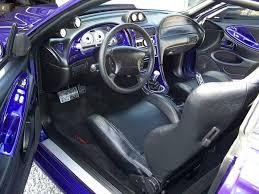 2001 Mustang Custom Interior Build Thread