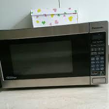 Panasonic NN ST657S Microwaveoven Home Appliances on Carousell