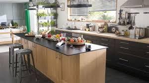cuisine moderne ilot cuisine moderne en bois 4 le top de la cuisine jet set