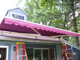 Sunsetter Roof Brackets by Retractable Awnings