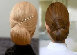 fan and sock bun hair tutorial video dailymotion easy and quick hair bun tutorials video dailymotion 4 jpg