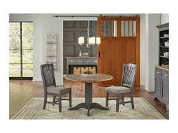 Drop Leaf Dining Room Tables Aamerica Port Townsend 42