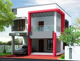 Simple Two Storey House Design by Modern House Plans Double Storey U2013 Modern House