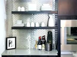 backsplash ideas for small kitchens mirrored kitchen backsplash thelodge club