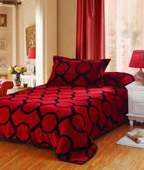 Buy Double Bed Sheets Online India Sarang Dispatch Pink Woolen Double Bed Sheets Buy Sarang