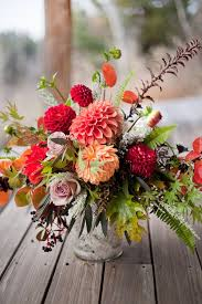 floral arrangements a gorgeously styled fall inspired wedding daydream floral
