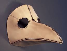 plague doctor s mask tom banwell leather and resin projects plague doctor mask