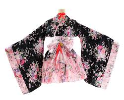 Size 5x Halloween Costumes Amazon Bs Japan Anime Uniforms Size Kimono Dress 1x 5x