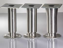 kitchen base cabinet adjustable legs stainless steel heavy duty cabinet leg each