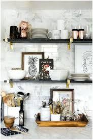 shelving ideas for kitchens kitchen wall shelf kitchen plant shelf decor ways to style your