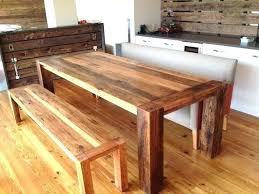 how to make a rustic table how to build a rustic dining table making dining room table photo of
