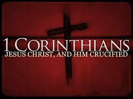 knowing christ crucified nbc mosaic church