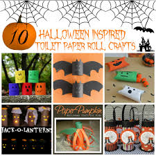 recycle from every room of the house 10 halloween toilet paper