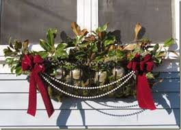 Christmas Decorations For Window Boxes willow decor holiday window boxes iii and giveaway winner