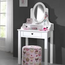 Pink Vanity Table Kids Vanity Units