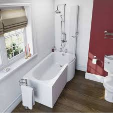 the bath co winchester bathroom suite with right handed p shaped