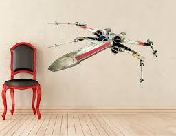 wing star wars wall mural decal home decor wing star wars wall mural decal