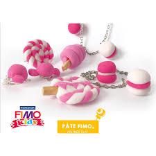 Fimo Meme - kit de modelage fimo enfant bijoux gourmands à faire toi même