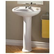 american standard standard collection pedestal sink pedestal sinks marina pedestal sink by american standard canada