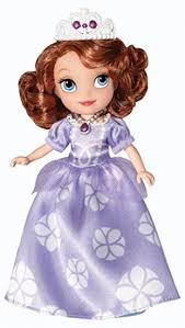 amazon disney sofia princess sofia doll toys u0026 games