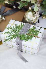 birch wrapping paper modern gift wrapped packages tree plaid wrapping paper birch