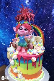 star wars trolls cake whaaa u2013 sugar geek show