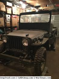 jeep used parts for sale used jeeps and jeep parts for sale 1951 m38 jeep