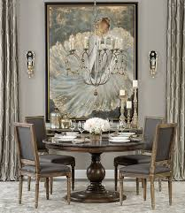 Dining Room Sets With Fabric Chairs by Best 25 Elegant Dining Room Ideas Only On Pinterest Elegant