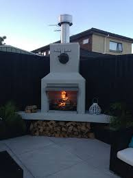 outdoor fireplace youtube backyard and yard design for village