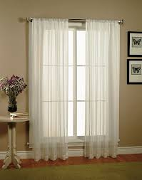 primitive white gauze curtains u2014 jen u0026 joes design