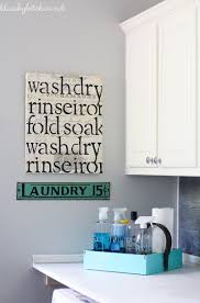 how to make a laundry room prettier and more practical bluesky