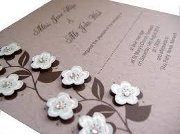 handmade invitations handmade wedding invitations thegloss