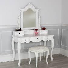 vanity table with lighted mirror diy modern desks decoration