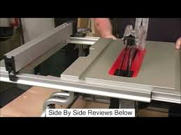 bosch 4100 09 10 inch table saw bosch 4100 09 10 inch worksite table saw full honest review youtube