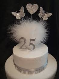 Butterfly Cake Decorations On Wire Purple Silver Wire Crystal Butterfly Wedding Birthday Cake