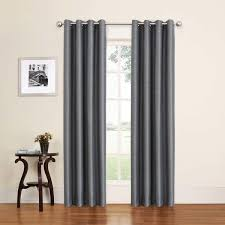 Blackout Curtains Eclipse Eclipse Bryson Thermaweave Blackout Curtain Panel Free Shipping