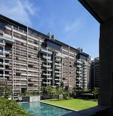Singapore Apartments by Goodwood Residence Woha Archdaily