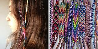 hair wraps hair wraps and friendship bracelets 90s daily urbanista