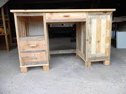 fabriquer bureau sur mesure bureau sur mesure 12 avec faire un bureau a caissons en bois de
