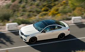 mercedes c63 amg sale current mercedes c63 amg coupe to remain on sale through 2015