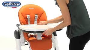 chaise peg perego siesta peg perego chaise haute pliante siesta