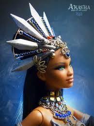 akasha reina de los condenados akasha queen of the damned barbie