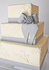 square wedding cakes 9 classic black and white square wedding cakes photo black and