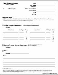 free fax cover sheet for cv templatezet