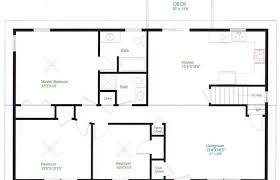 ranch floor plans with split bedrooms ranch house plans with deck beautiful of split bedroom floor plans