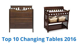 Changing Tables 10 Best Changing Tables 2016
